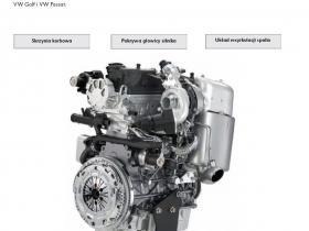 osprzet silnika TDI2