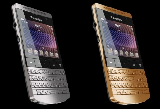 Nowy telefon Blackberry Porsche Design P'9981